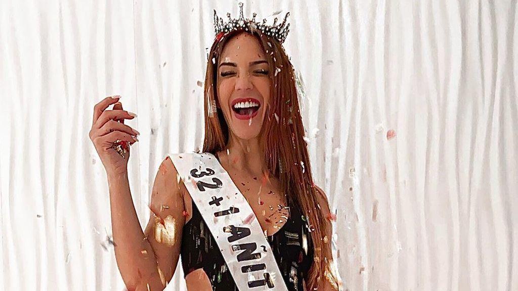 """Tamara Gorro se viste de novia para la celebración de su cumpleaños: """""""