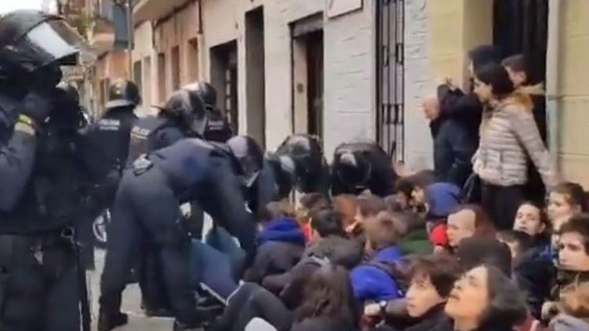Consiguen evitar el desahucio de un anciano de 92 años en Barcelona