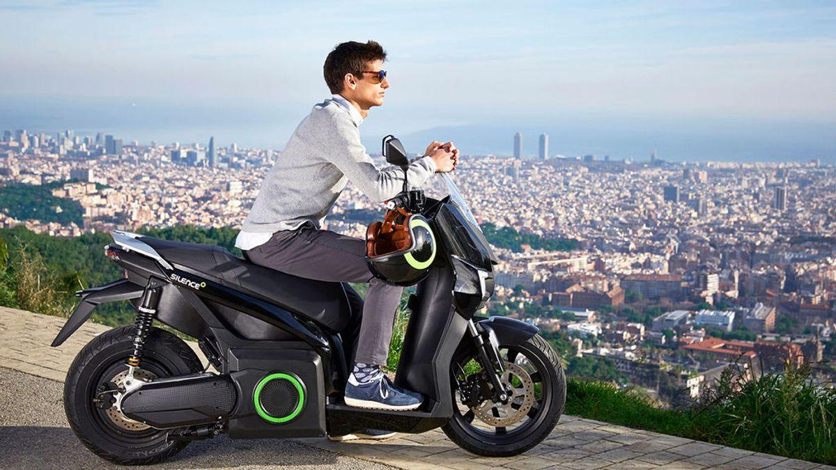 Acciona, interesada en hacerse con la' startup' catalana de motos eléctricas Silence
