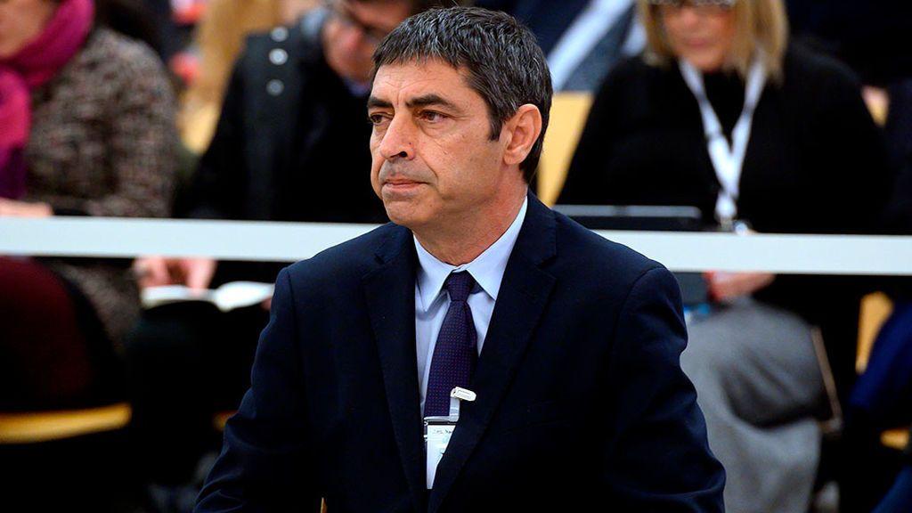 Juicio Trapero, declaración del máximo responsable de los Mossos