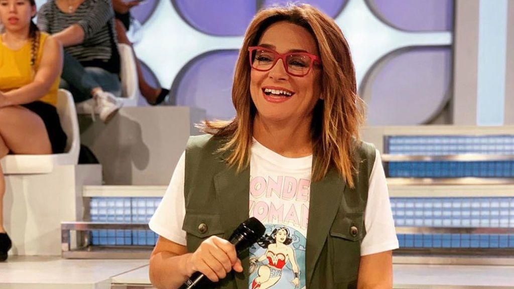 """Toñi Moreno ingresa en el hospital para dar a luz a su primera hija: """"Estoy ilusionada pero muy nerviosa"""""""