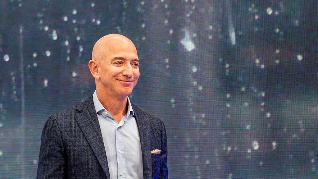El teléfono del dueño de Amazon, Jeff Bezos, fue pirateado por el príncipe saudí Bin Salmán