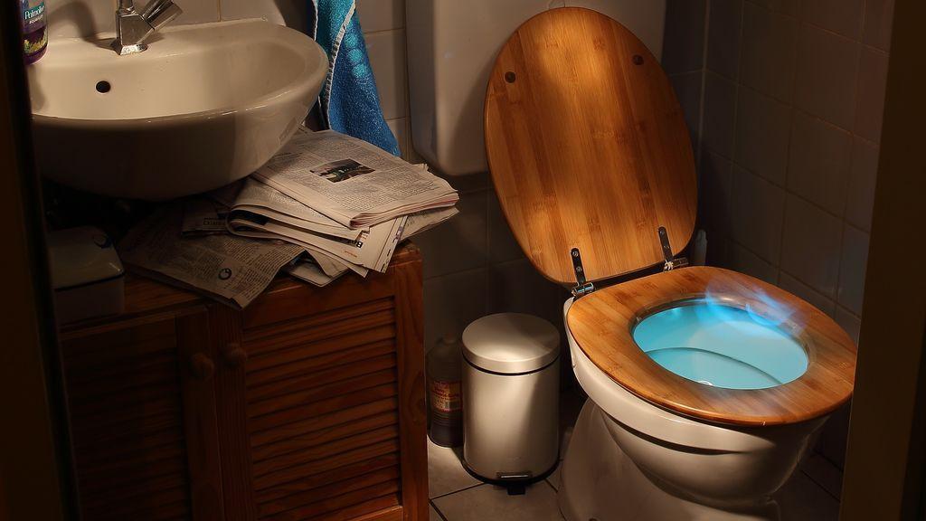 El truco de la Guardia Civil para saber lo que podemos tirar por el WC