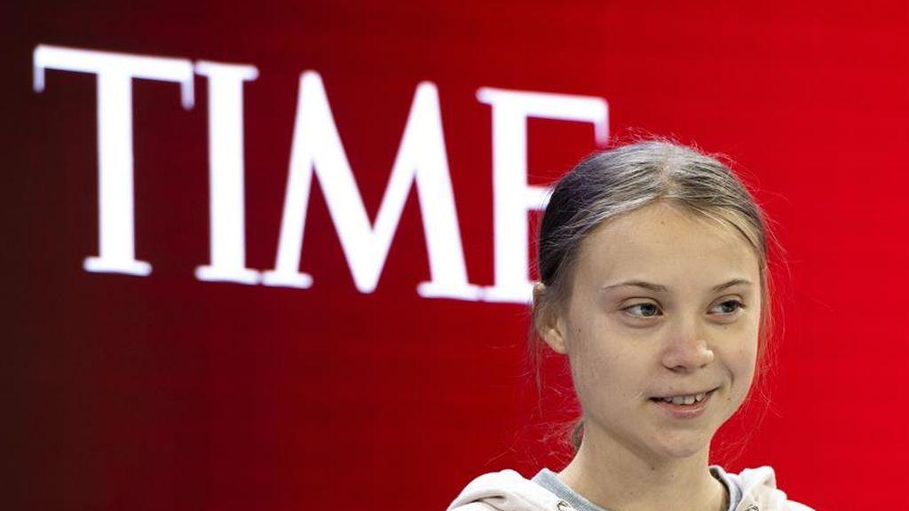 """Greta Thunberg también sabe bromear: """"no puedo quejarme ya de no ser escuchada"""""""