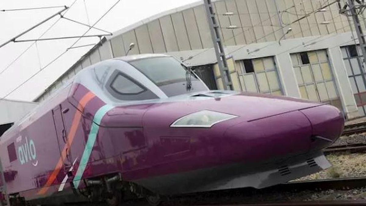 Avlo el nuevo tren 'low cost' de Renfe comenzará a vender sus billetes el próximo lunes 27 de enero