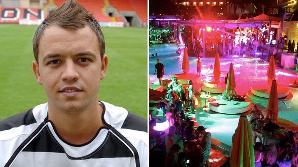 El ex futbolista Hutchinson demanda a un 'beach club' de Ibiza tras quedar tetrapléjico por una caída en la piscina durante una fiesta