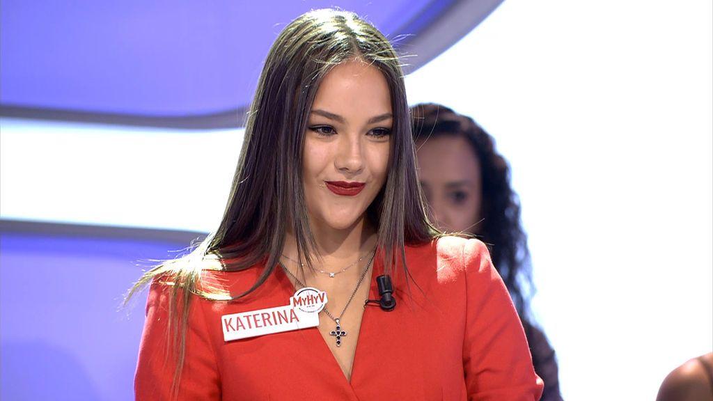 Katerina buscó el amor en 'MyHyV'