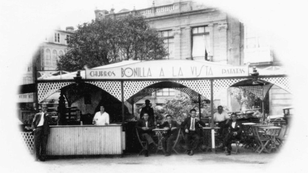 El fundador de Bonilla a la Vista empezó vendiendo por las ferias en 1932