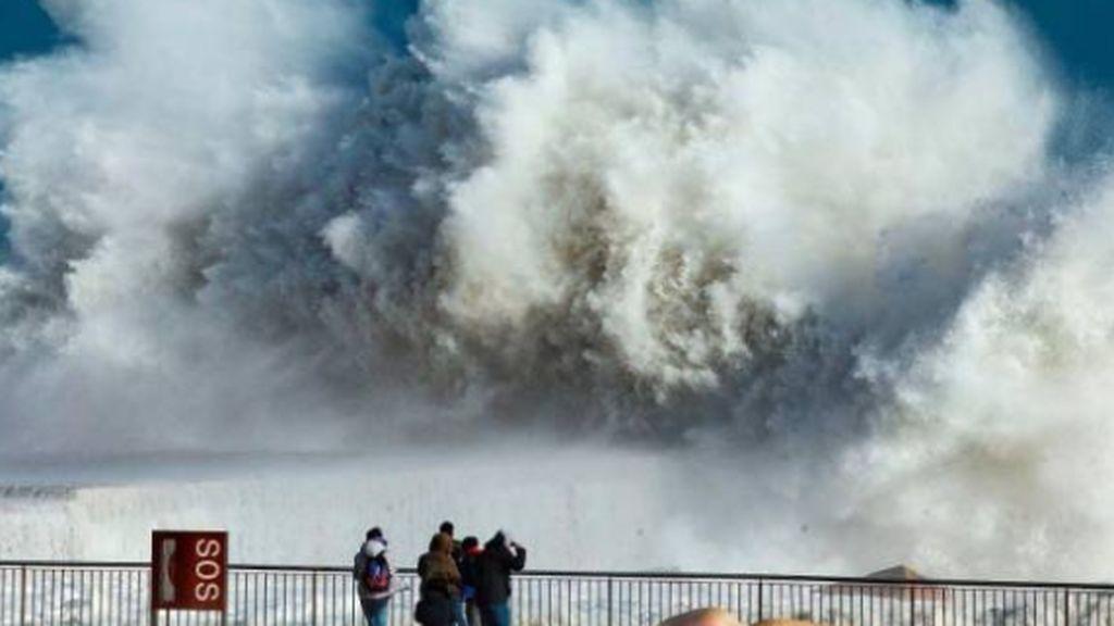 El temporal Gloria provoca ocho muertos, cuatro desaparecidos y zonas catastróficas
