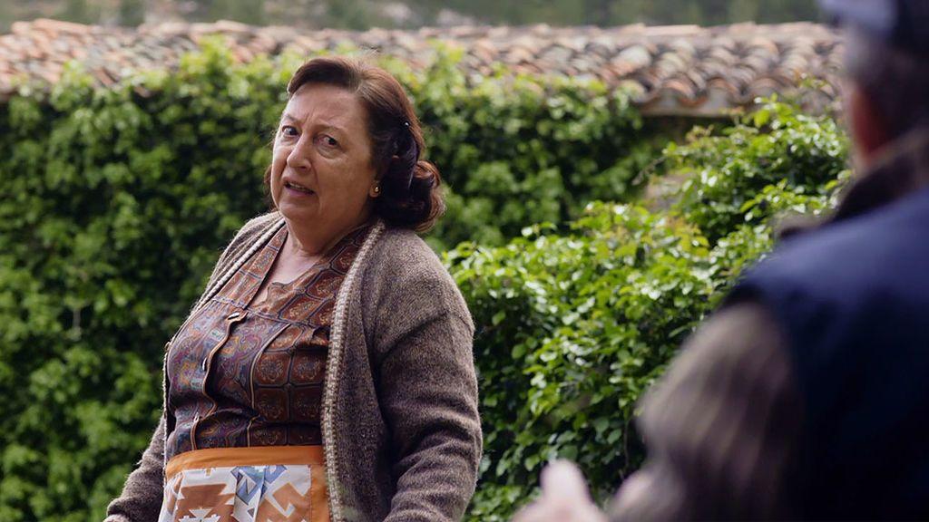 """María, a Arsacio: """"Clin, clan, clon, aquí las cosas van a cambiar"""""""