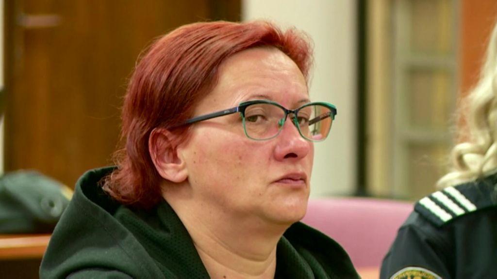 El juicio contra Smiljana Srnec, la 'carnicera de Croacia', suspendido