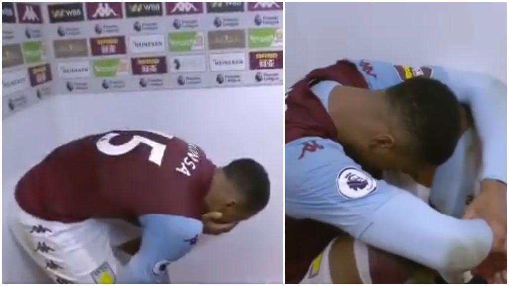 Un jugador se echa a llorar al enterarse de que le habían quitado su primer gol con el equipo dándoselo a otro compañero