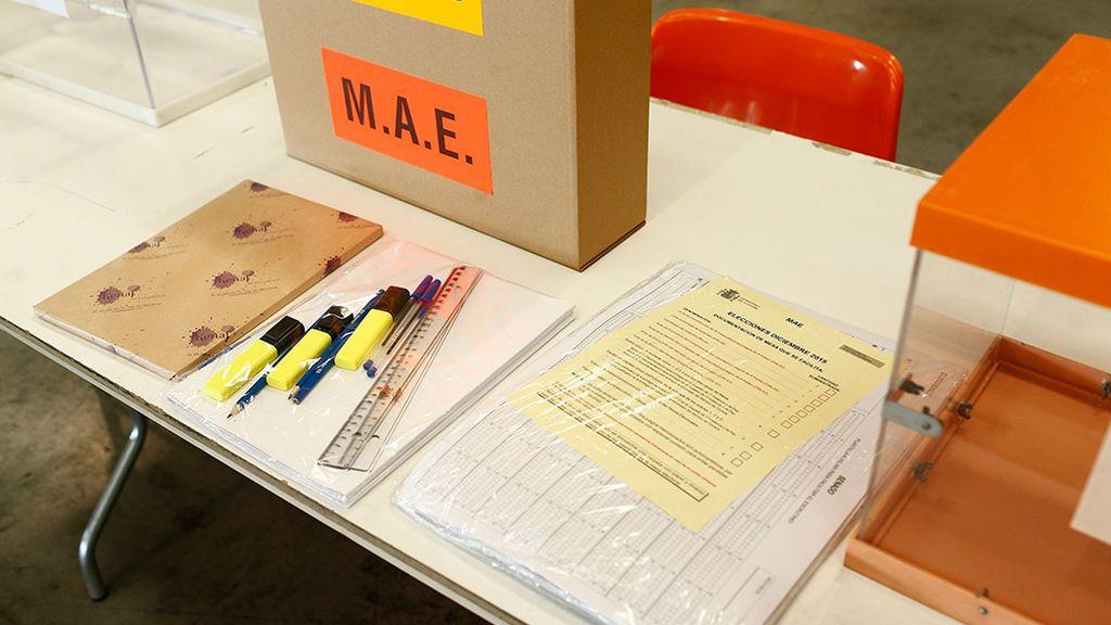 El Tribunal de Cuentas certifica que siete de cada 10 votantes en el exterior no recupera  el dinero que pagó para votar