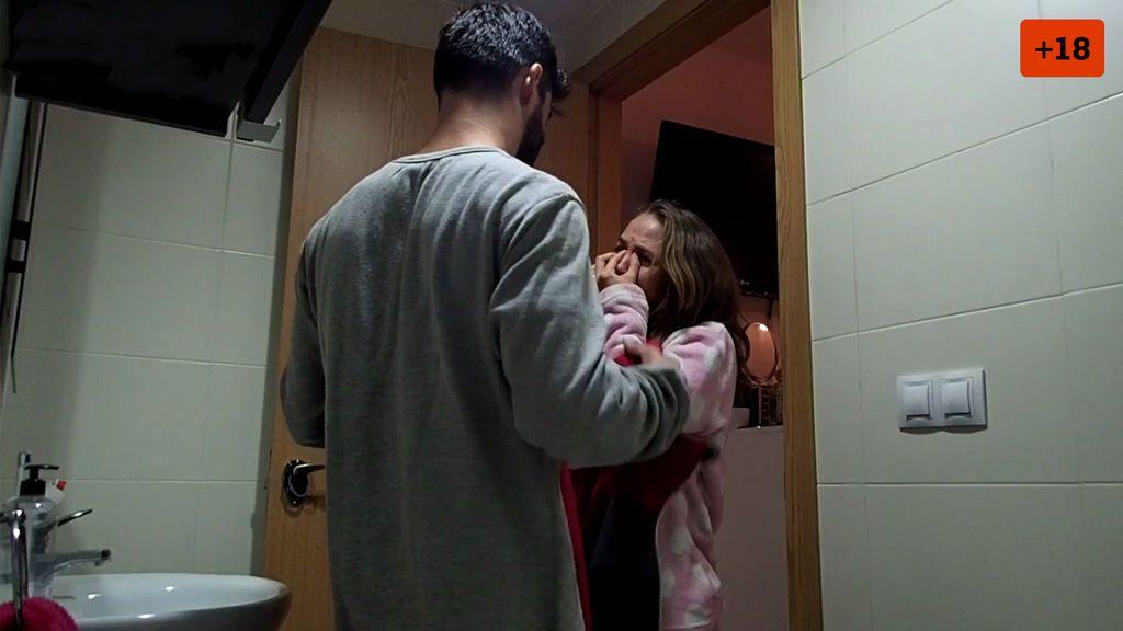 """Jonathan reacciona al enterarse del segundo embarazo de Yoli: """"No llores"""" (2/2)"""