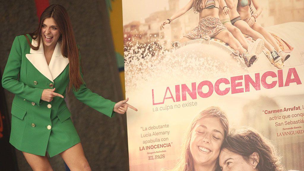 Carmen Arrufat se convierte en la nominada más joven de los Goya 2020 con 17 años