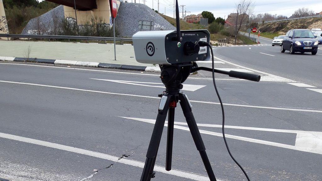 El nuevo radar de la DGT que multa si el vehículo no ha pasado la ITV
