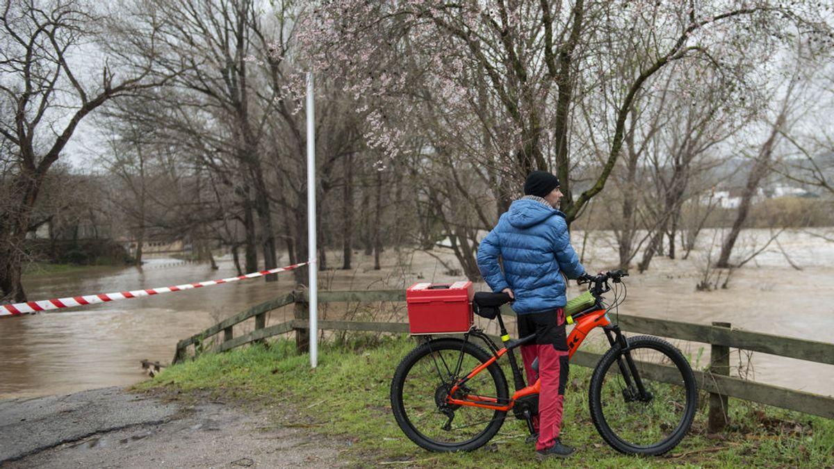 La Generalitat pide el confinamiento por la crecida del río Ter