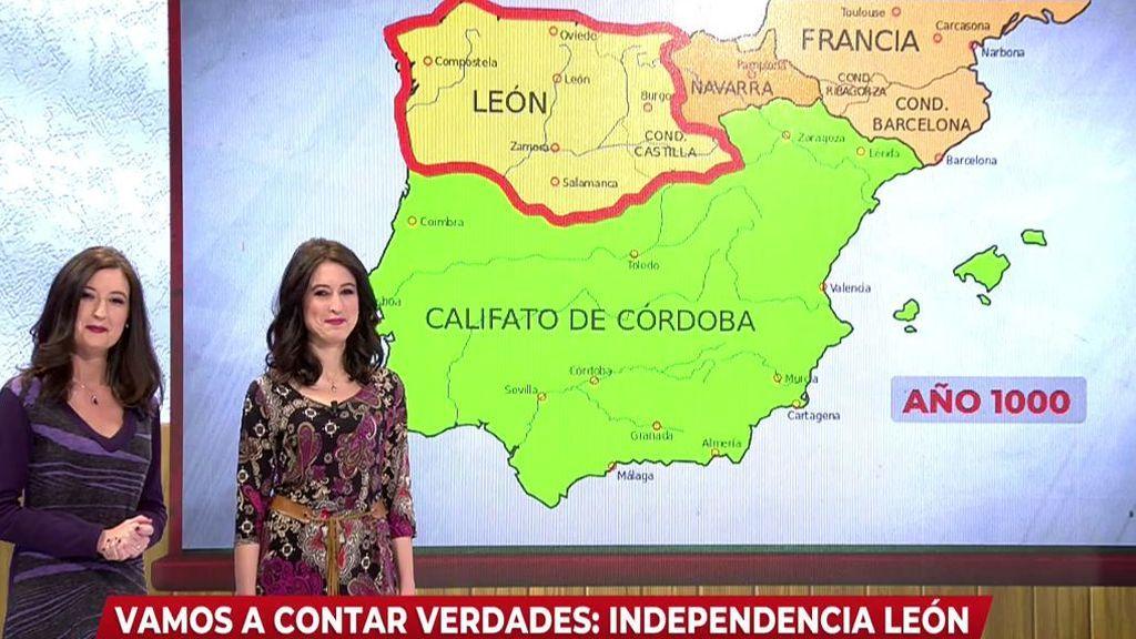 Las historiadoras analizan León a lo largo de la historia