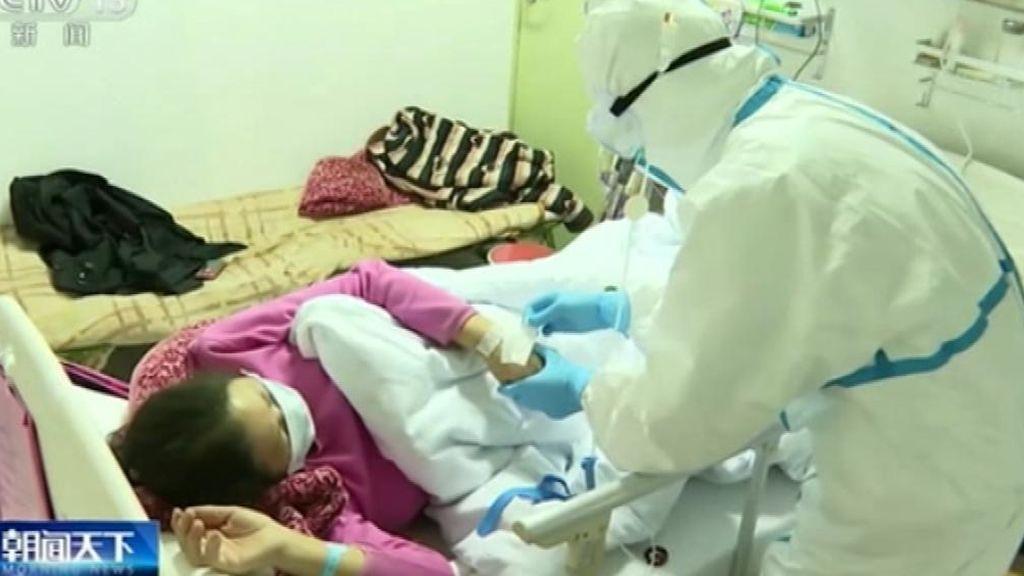 El coronavirus chino se cobra la vida de nueve personas