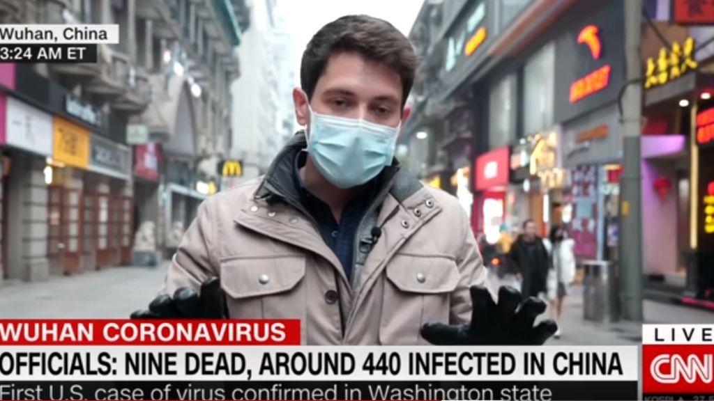 La CNN acusa a China de censurar imágenes del epicentro del coronavis: el Gobierno teme que pueda mutar