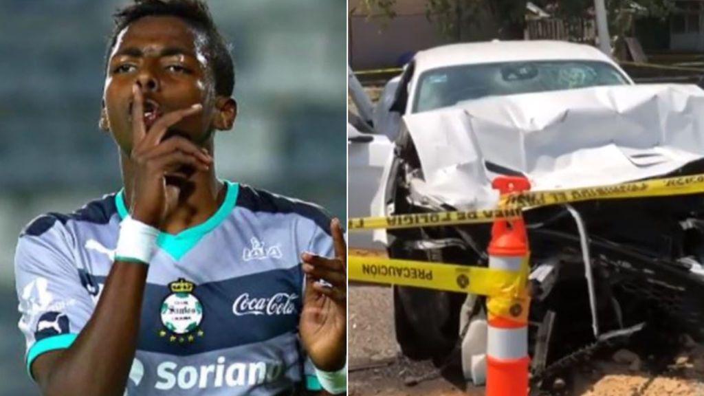 El futbolista Joao Maleck se enfrenta a diez años de prisión por matar a una pareja de recién casados en un accidente de tráfico