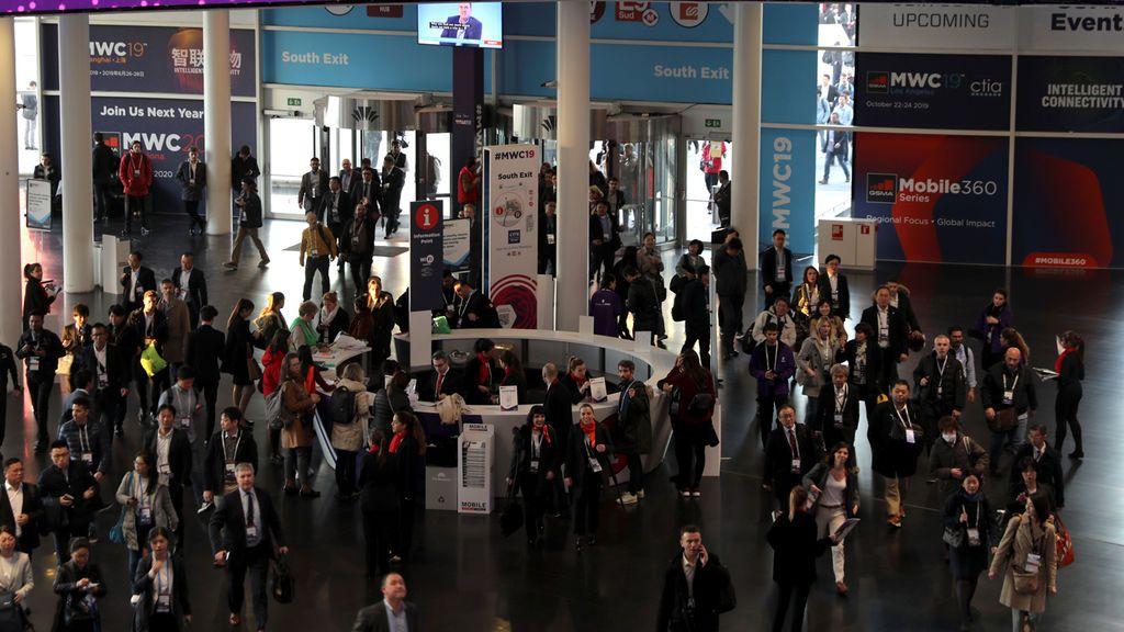 """El Mobile World Congress descarta irse a Madrid: """"Estamos en Barcelona y estaremos aquí en el futuro"""""""