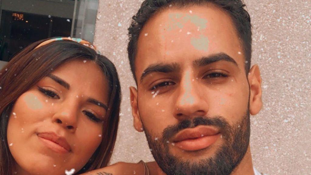 """Isa Pantoja y Asraf Beno pasan su primer aniversario juntos: """"Celebrando un año con mi amor"""""""