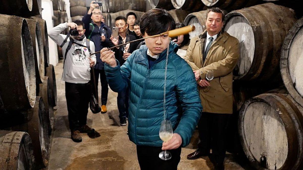 Desde Tokio con Jerez: o cómo convertirse en el mejor venenciador de Japón, en sólo un año