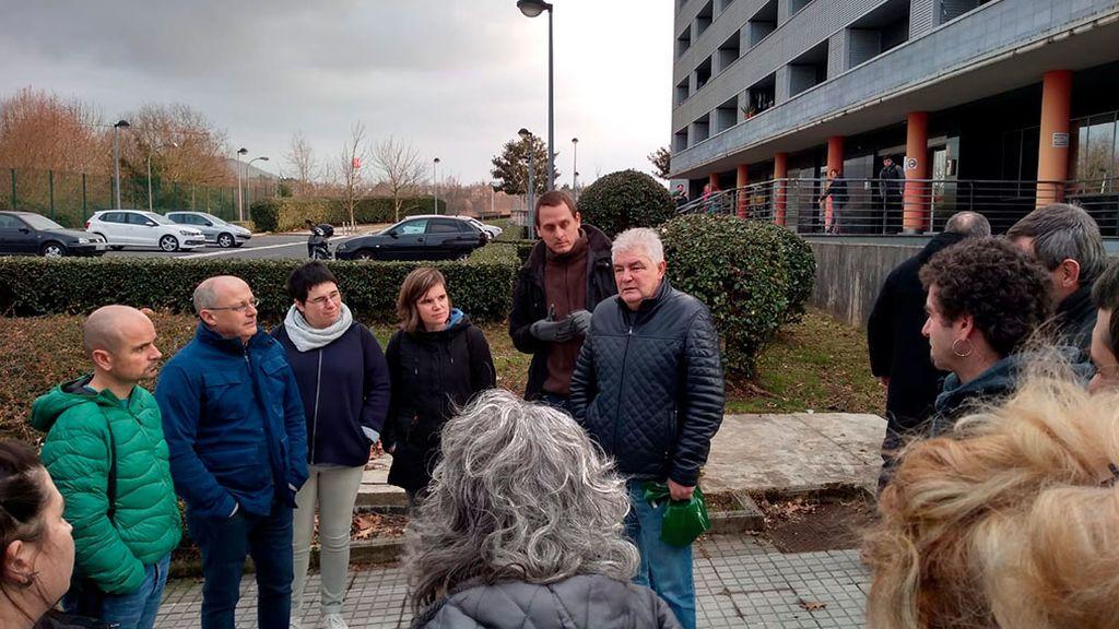 La Guardia Civil detiene al etarra Kubati y otras tres personas más por homenajes a presos de ETA
