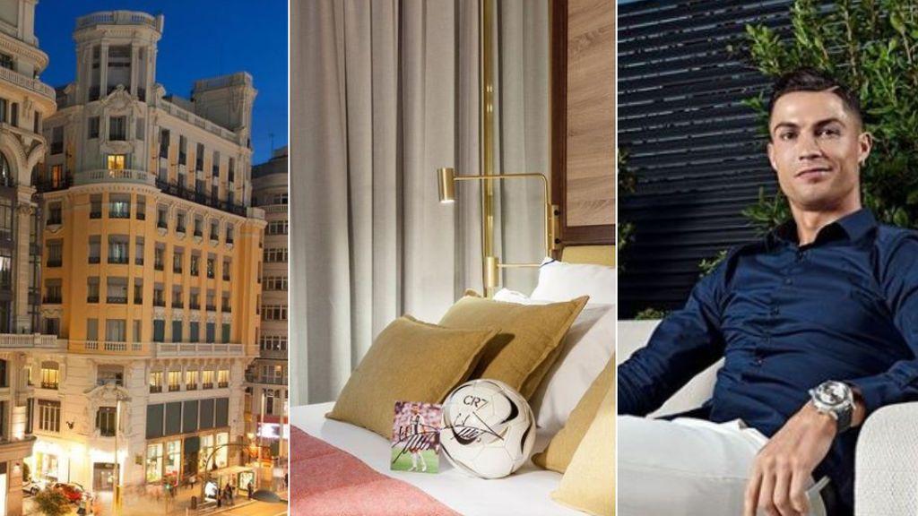 """Cristiano Ronaldo anuncia la inminente apertura de su hotel Pestana CR7 en Madrid: """"Cada vez más cerca de abrir"""""""