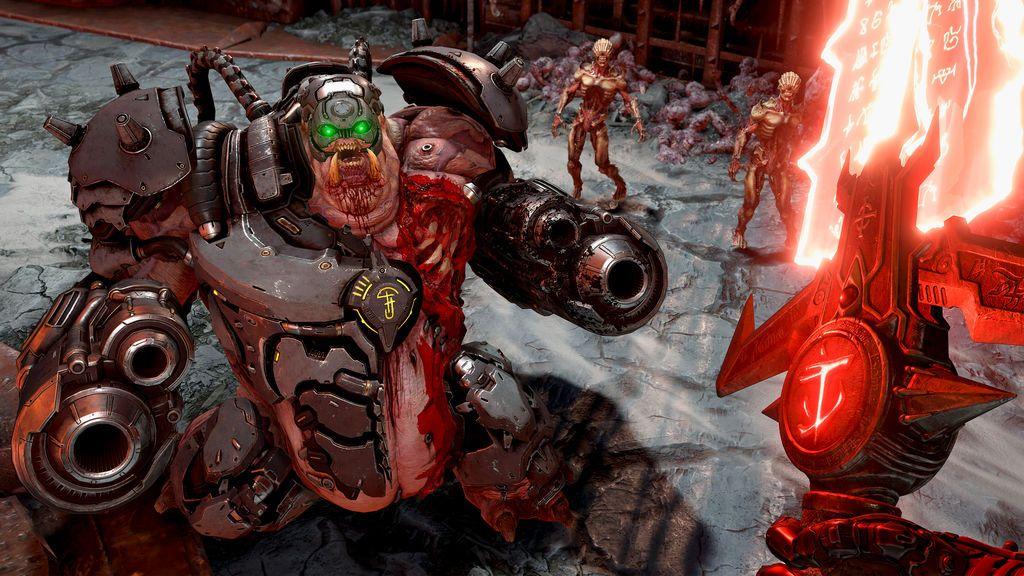 Doom Eternal: nuevo gameplay