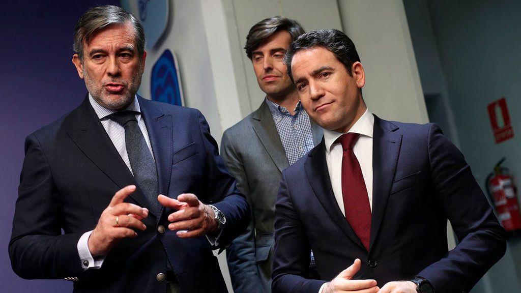 El PP teme que el Gobierno apruebe en tres meses la rebaja de las penas por sedición