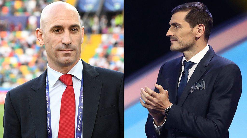 Encuesta: ¿A quién votarías como presidente de la Federación Española de Fútbol: Rubiales o Casillas?