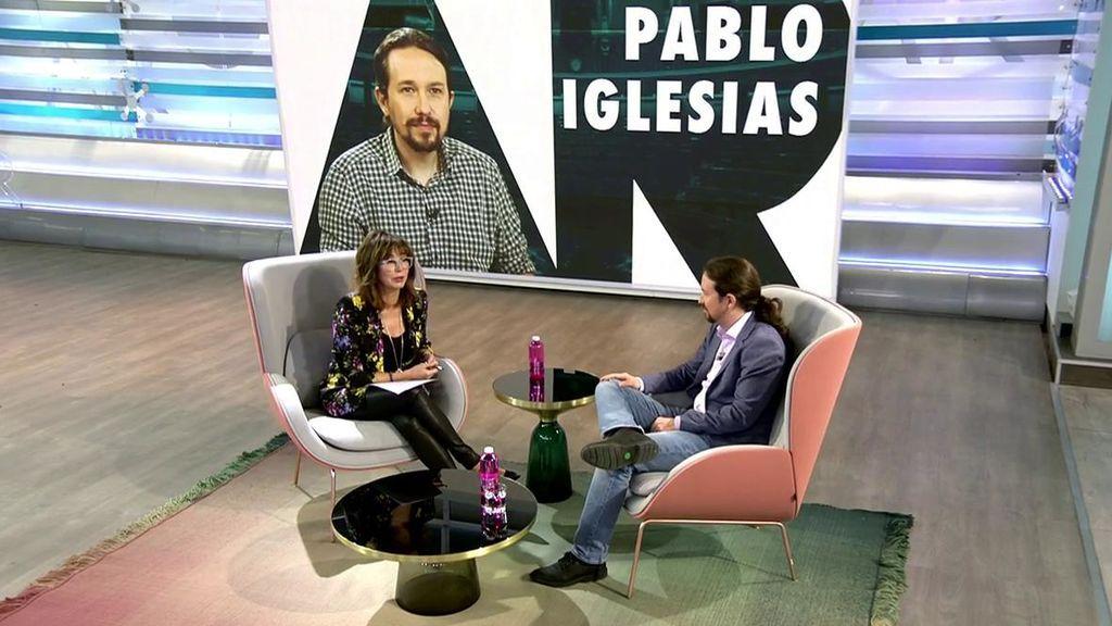La entrevista completa a Pablo Iglesias