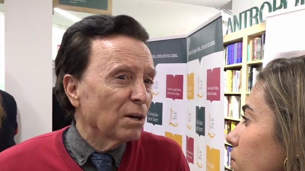Ortega Cano llama 'personajillos' a Sofía y Kiko
