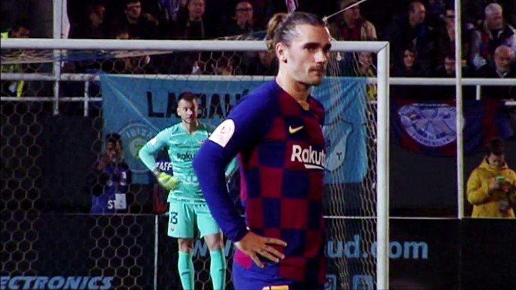 El Barça , 70 minutos desesperantes y sin disparar a puerta en Ibiza