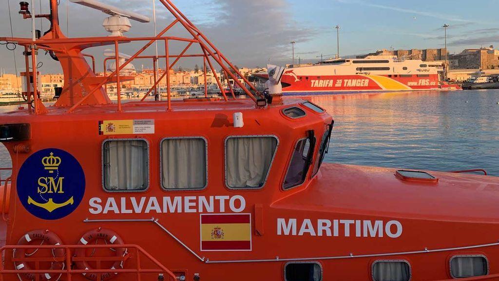 Buscan a un pesquero de Barbate con seis tripulantes en aguas de Marruecos