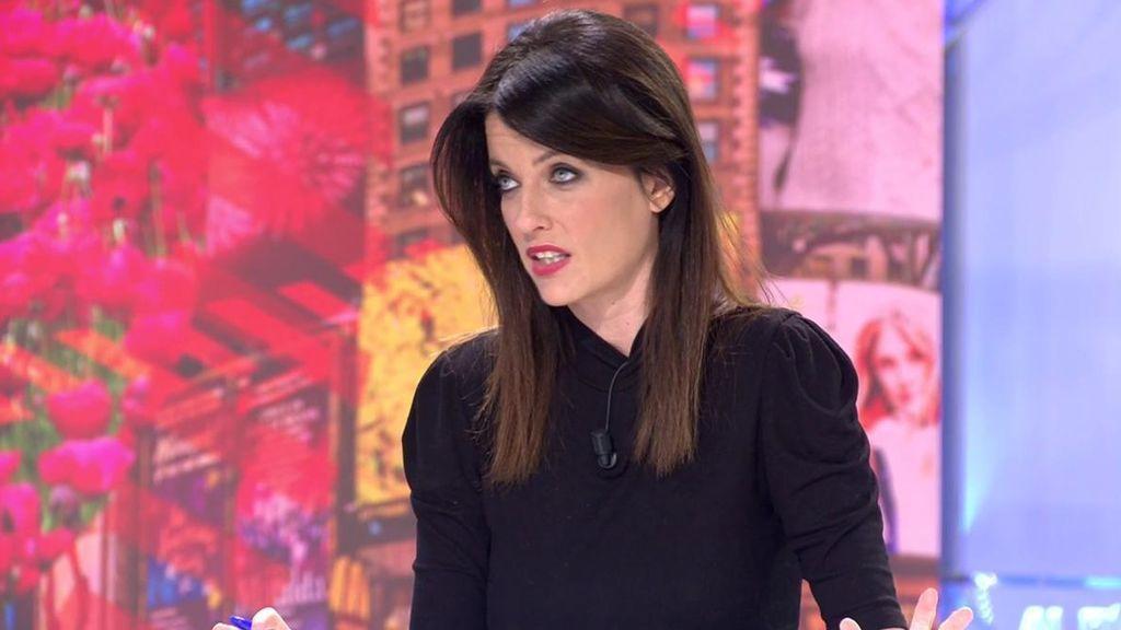 """Cristina Seguí contesta a bloqueo de VOX en Twitter: """"Las normas no se incumplen cuando a mí me llaman hija de p***"""""""