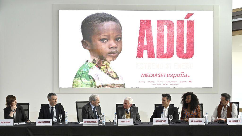Mediaset España arropa el estreno de ADÚ con una campaña social que invita a la reflexión sobre el fenómeno migratorio que trata la película