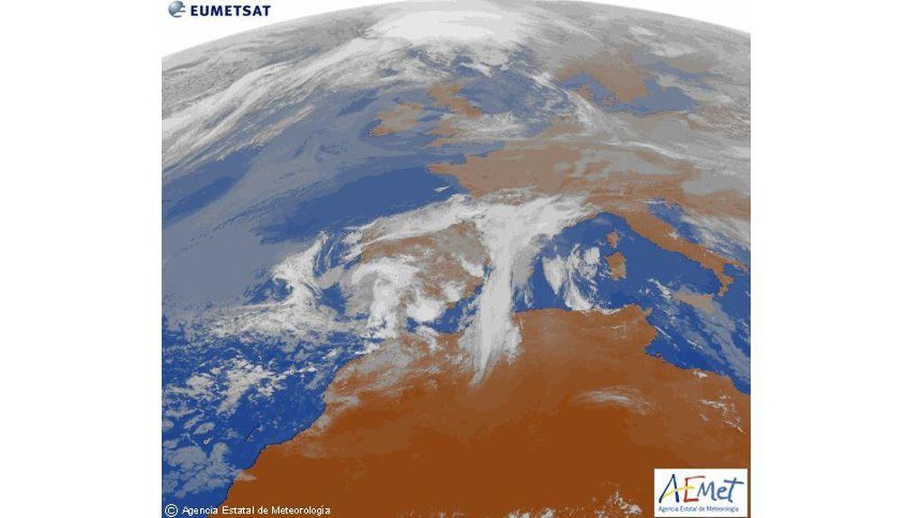 nubes satelites jueves