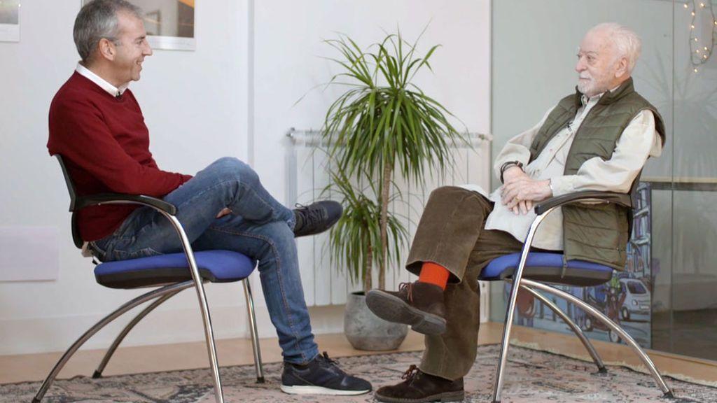 De hijo a padre, Nacho Medina entrevista a Tico Medina
