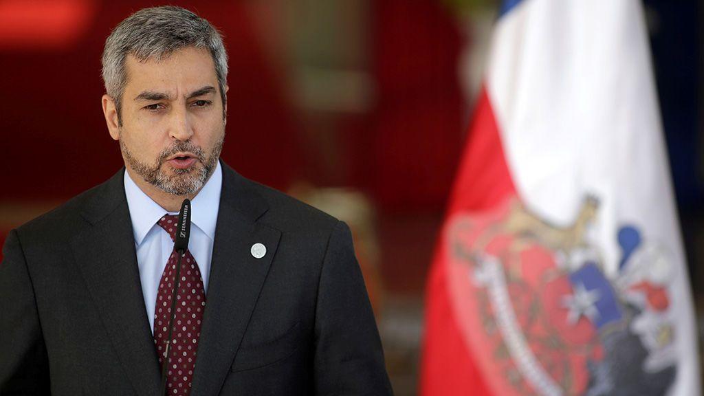 El presidente de Paraguay, contagiado de dengue