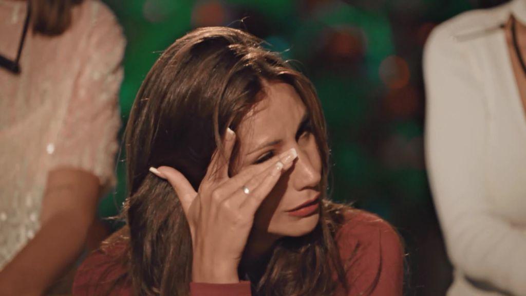 "Fani, hundida al ver las imágenes de Christofer: ""Me rompe verle así por mi culpa"""