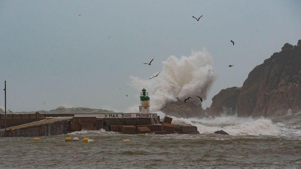 El temporal bate récords: los expertos ven anómalo que Gloria haya sucedido en invierno