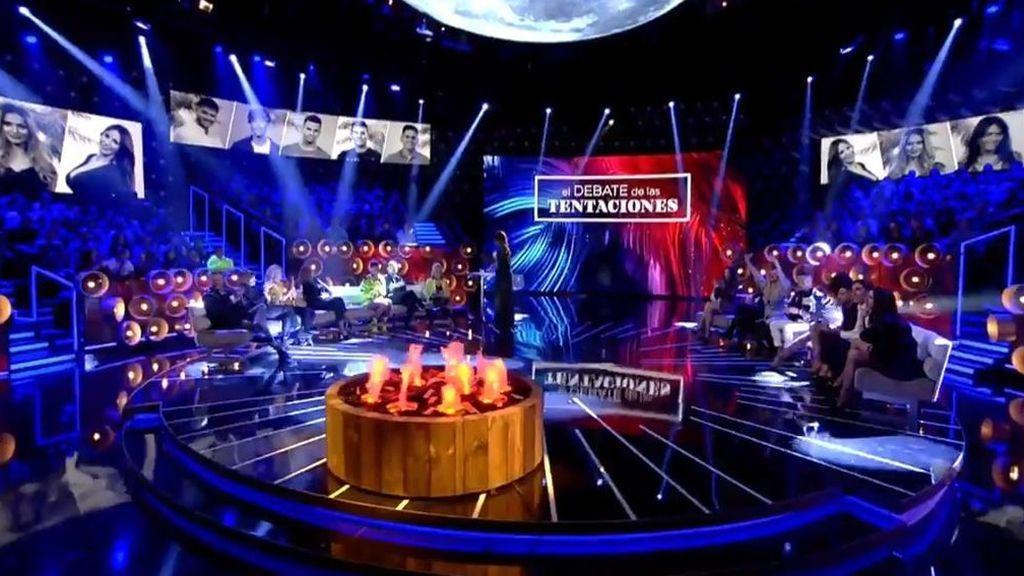 Los viernes, 'El debate de las tentaciones' empezará a las 21.30 h. en Mitele PLUS