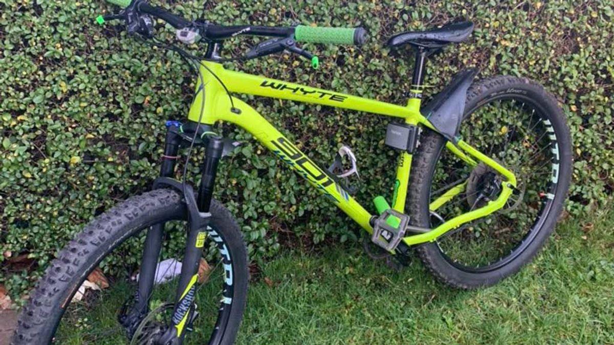 Compra una bicicleta robada y revoluciona Twitter para encontrar a su dueño