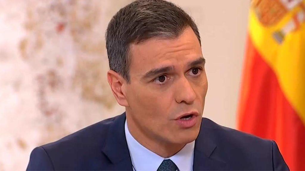La Junta Electoral Central multa al presidente Pedro Sánchez por hacer campaña desde Moncloa