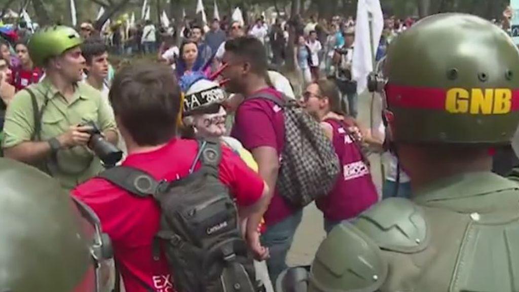 La oposición en Venezuela