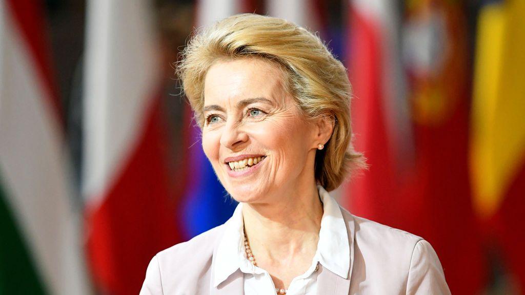 """Von der Leyen quiere una UE con """"capacidades militares creíbles"""""""