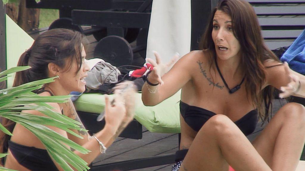 """Fani intenta hacer las paces con Andrea y Fiama y se vuelve a liar: """"Eres una persona tóxica"""""""